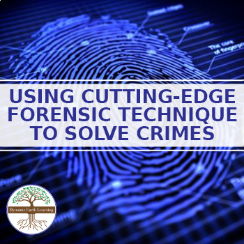 Cool Jobs - Using Cutting-Edge Forensic Techniques to Solve Crimes - Article