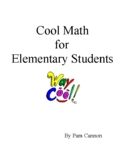 Cool Math for Elementary Students