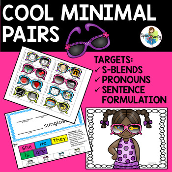 Cool Minimal Pairs: S-Blends