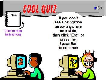 Cool Quiz