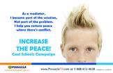 Cool Schools Campaign Poster (Mediator 8 x 11)
