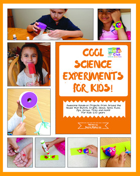 Cool Science Experiments For Kids! STEM