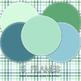 Cool Spring TPT Seller Digital Design Pack - Digital Papers & Frames & Banners