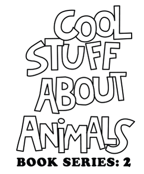 "Cool Stuff About Animals - Coloring ""Ant"" Fun Fact"