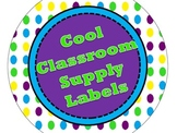 Cool Supply Labels