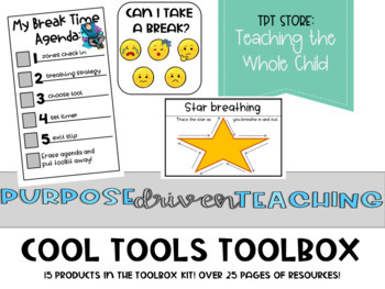 Cool Tools Toolbox Kit