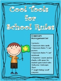 Cool Tools for School Rules Back to School Activity