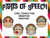 Cool Tools for Writers - Parts of Speech - Intro/Review & Assessment