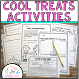 Ice Cream and Popsicle -Cool Treats Activities No Prep Math and Literacy Pack