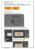 Cool Web Buttons using Photoshop