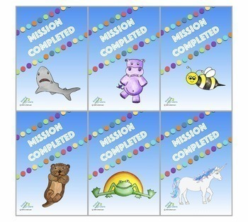 Growth Mindset Cards (Mindfulness & Calm Down Breaks)