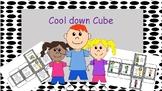 Self Regulation Skills: Cool down Cube