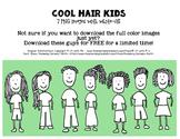 Cool hair kids