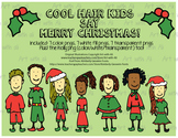 Cool hair kids - Christmas Edition