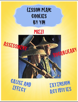 Coolies Lesson Plan