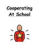 Cooperating At School Social Story
