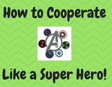 Cooperation Bulletin Board - Posters