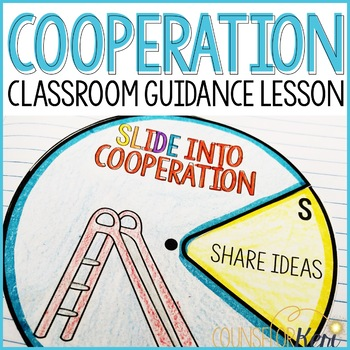 Cooperation Classroom Guidance Lesson (Upper Elementary)