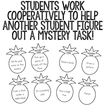 Cooperation Classroom Guidance Lesson for Elementary School Counseling
