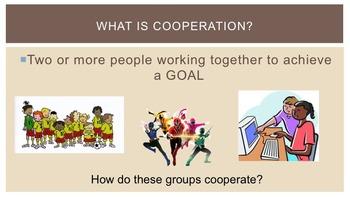 Cooperation - Editable Powerpoint