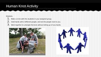Cooperation Lesson