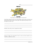 Cooperation Worksheet