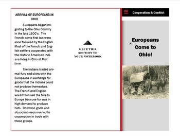Cooperation and Conflict Between Europeans and Ohio American Indians