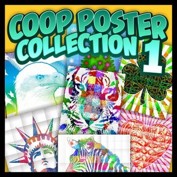 Cooperative Poster Collection 01