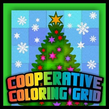 Cooperative Poster Bundle - Christmas Trees