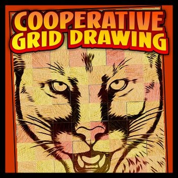 Cooperative Poster Bundle - Cougar - Have your whole class collaborate