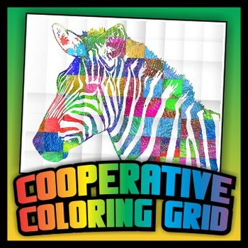 Cooperative Poster Bundle - Zebra