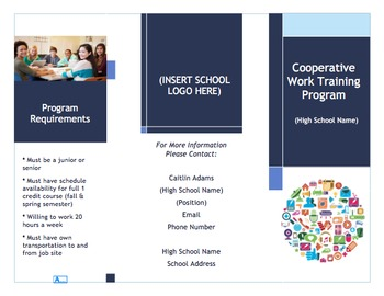 Cooperative Education Brochure