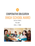 Cooperative Education Manual