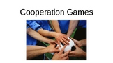 Cooperative Games Lesson for PE