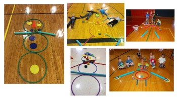 Cooperative Games for PE (2 lessons in 1)