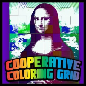 Cooperative Poster Bundle - Mona Lisa