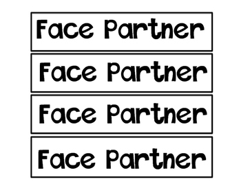 Cooperative Grouping Labels