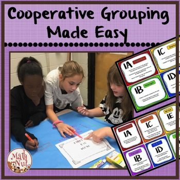 Cooperative Grouping Made Easy