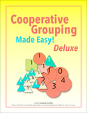 Cooperative Grouping Made Easy - Deluxe Version