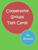 Cooperative Groups Job Cards