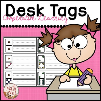"Desk Name Tags ""Cooperative Learning Tool"""