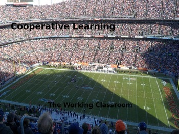 Cooperative Learning: A Working Classroom