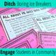 Back to School Activities
