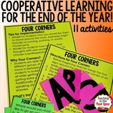 Cooperative Learning Activities for the End of the Year