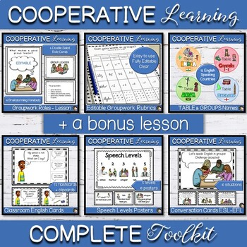 Collaborative Learning - Bundle Tool Kit