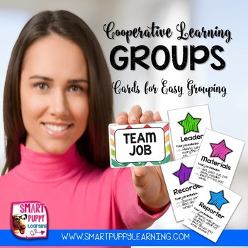 Cooperative Learning Cards - STAR