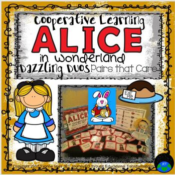 Cooperative Learning Dazzling Duos Pairs that Care Alice i