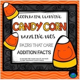 Cooperative Learning Dazzling Duos Pairs that Care Candy Corn Addition