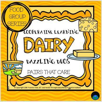 Cooperative Learning Dazzling Duos Pairs that Care Dairy