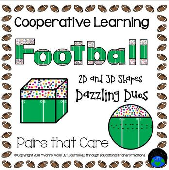 Cooperative Learning Dazzling Duos Pairs that Care Football